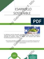 Desarrollo Sostenible y Tratados Internacionales