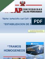 1. TRAMOS HOMOGENEOS