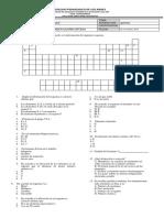 Bimestral Quimica 6 y7