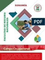 Campo Ocupacional Agronomia