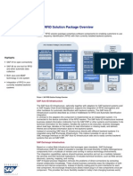 SAP RFID Solution Package Overview En