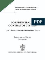 Clasificación contratos civiles y mercantiles