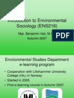 Environmental Technologies1