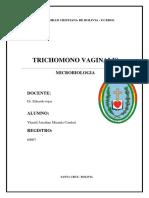 TRICHOMONO VAGINALIS