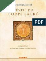 L'Éveil Du Corps Sacré _ Yoga Tibétain de La Respiration Et Du Mouvement