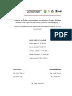 Propuesta de Un Plan de Mantenimiento Preventivo a La Dobladora de Laminas de La Empresa Consermaga, c