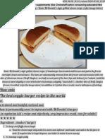 The best veggie burger recipes (cc0)