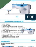 Jack A4 manual