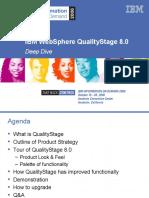 2552 IBM WebSphere Quality Stage 8.0 Deep Dive