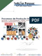 Processos de Produção Industriais - Introdução Processos Produção