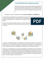 Trazabilidad de Los Documentos Del Sistema de Gestion