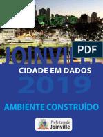 Joinville Cidade Em Dados 2019 Ambiente Construído