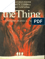 The Thing - Alan Dean Foster_300