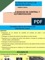 procesos de control y automatización