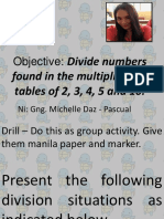 10 Math 3rdGrading Divide Numbers Found