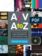 Richard W. Kroon - A V A to Z_ An Encyclopedic Dictionary of Media, Entertainment and Other Audiovisual Terms (2010).pdf
