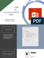 Desmistificando Powerpoint Dada Por Mim