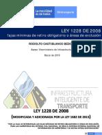 ley 1228 de 2008