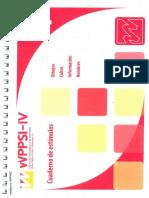 Cuaderno de Estimulos 1 WPSSI-IV