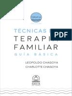 TÉCNICAS DE TERAPIA FAMILIAR