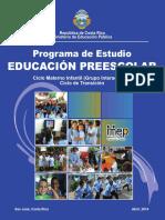 Programa Preescolar 2019