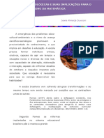 Duvoisin - 2003 - Visões Epistemológicas e Suas Implicações Para o Ensino de Matemática