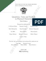 Green Book IUPAC Version 2011