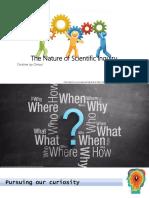 The Nature of Scientific Inquiry