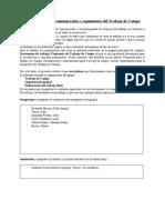 Espacio Virtual de Comunicación y Seguimiento Del Trabajo de Campo. Grupo