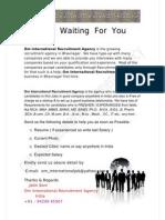Information of Om International