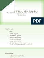 Exame Físico do Joelho 2015.pptx