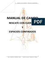 Manual de Campo Cuerdas & EC 2014