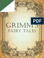 Libro-Grimm´s Fairy Tales