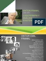 Victor Frankl, logoterapia y análisis existencial