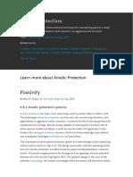 Protección anódica y otros temas relacionados con la corrosión