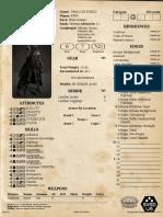 Opalo de Fuego - A Savaged.us PDF Export