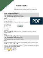 Excel_ Funciones SI