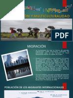 Migracion y Multiculturalidad