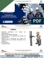 2.- Estructura Costos WORIA