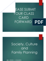 SOCIOLOGY AND POPULATION PPT