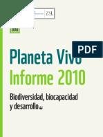 Informe Planeta Vivo 2010 Enterate de la salud de nuestro planeta