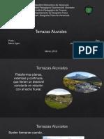 - Jm - Terrazas Aluviales