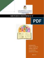 niveles y tipos de textos cientificos