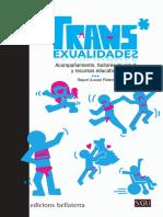 Platero, R. (2014). TRANS_exualidades. Acompañamiento, factores de salud y recursos educativos.PDF