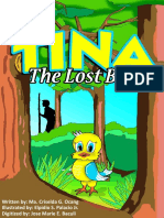 Tina the Lost Bird