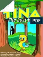 Tina the Lost Bird