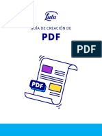 Lulu PDF Creation Guide Es