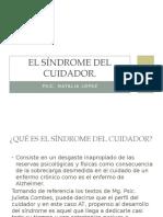El síndrome del cuidador.pptx