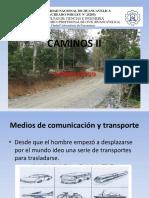 Caminos II - Semana 1.pptx