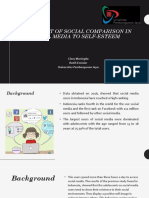 The Effect of Social Comparison in Social Media [Autosaved]